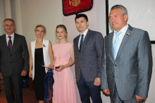 Выпускной бал - приём медалистов 2019_11