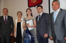 Выпускной бал - приём медалистов 2019_12