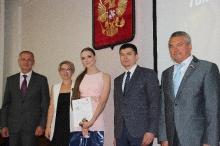 Выпускной бал - приём медалистов 2019_15