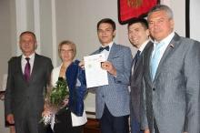 Выпускной бал - приём медалистов 2019_7