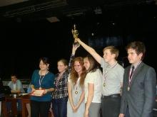 Интеллектуальный турнир Саровские умники 2012_13