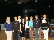 Интеллектуальный турнир Саровские умники 2012_1