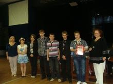 Интеллектуальный турнир Саровские умники 2012_8