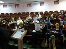 Семинар школьных библиотекарей в ЦДБ им. Пушкина - 11.02.2011_11